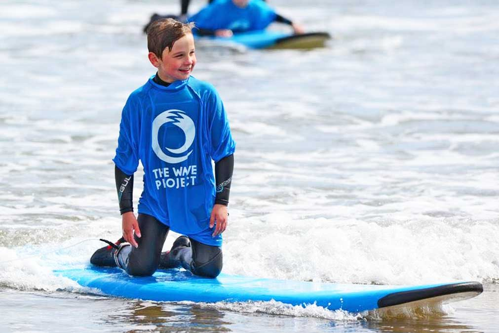 charity surf lessons & School activities
